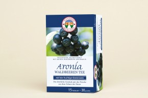 Tea to go - Aronia Waldbeeren Tee